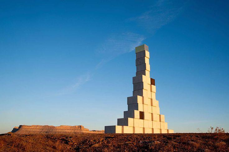 Utah concrete structures